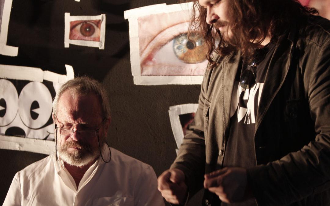 io ho conosciuto e diretto Terry Gilliam, tu no.